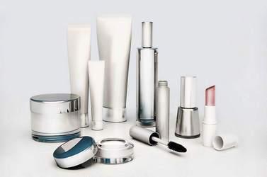 Embalagens para cosmeticos