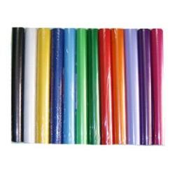 Plásticos colorido