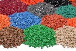 Plástico granulado