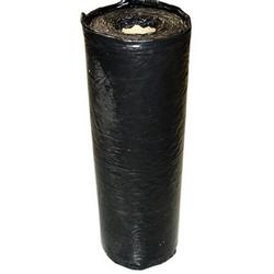 Rolos de plásticos preto