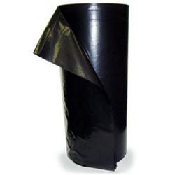 Compar rolo de plástico preto