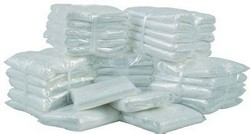 Compar saco plástico