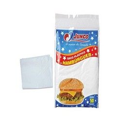 Sacos plásticos transparente para alimentos