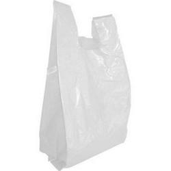 Sacolas de plásticos