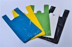 Compar sacolas plásticas lisas
