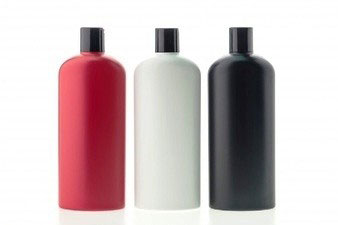 Frasco para shampoo preço