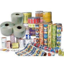 Indústria de embalagem plástica