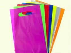 Compar sacola de plástico