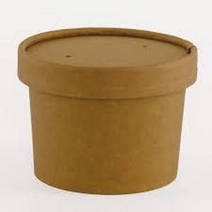 Fabricante de pote de papel biodegradável