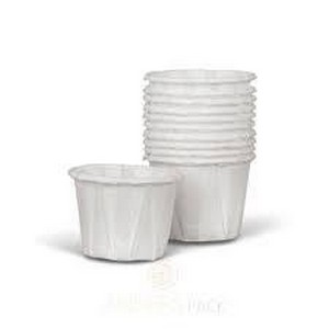 Potinho de papel biodegradável