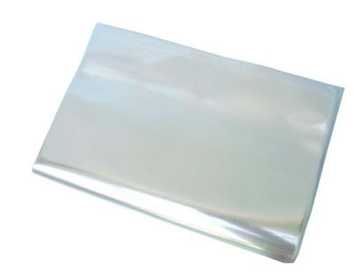 Saco plástico pp liso transparente